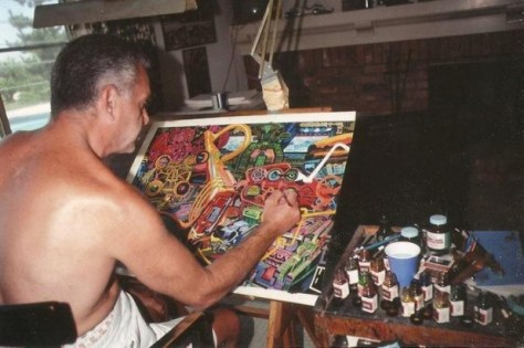 comics-the-life-and-times-of-jack-kirby