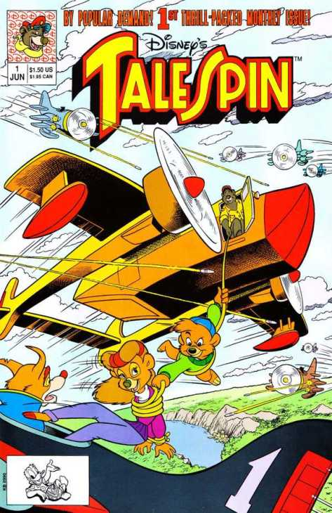 Disney Talespin