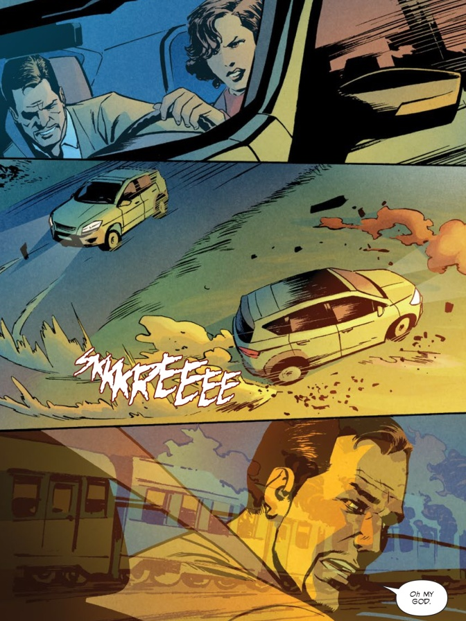 Advance Review of Transference #1