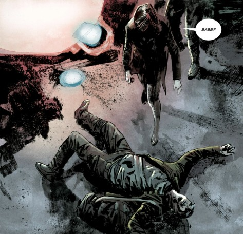 From Invisible Republic #4 by Gabriel Hardman