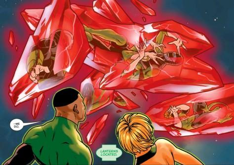 Green Lantern Lost Army #1 by Jesus Saiz
