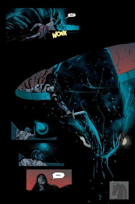 From Conan The Avenger by Guiu Vilanova