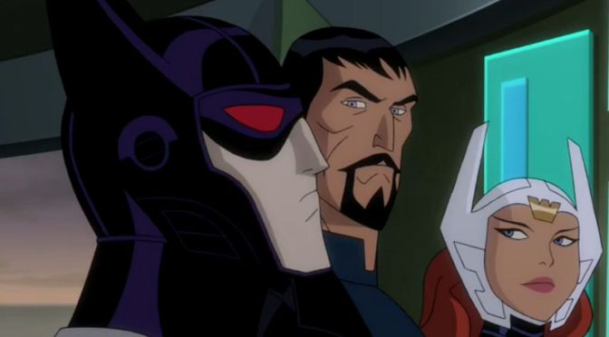 Mogo Recommends the Second Webisode of Justice League: Gods and Monsters Chronicles
