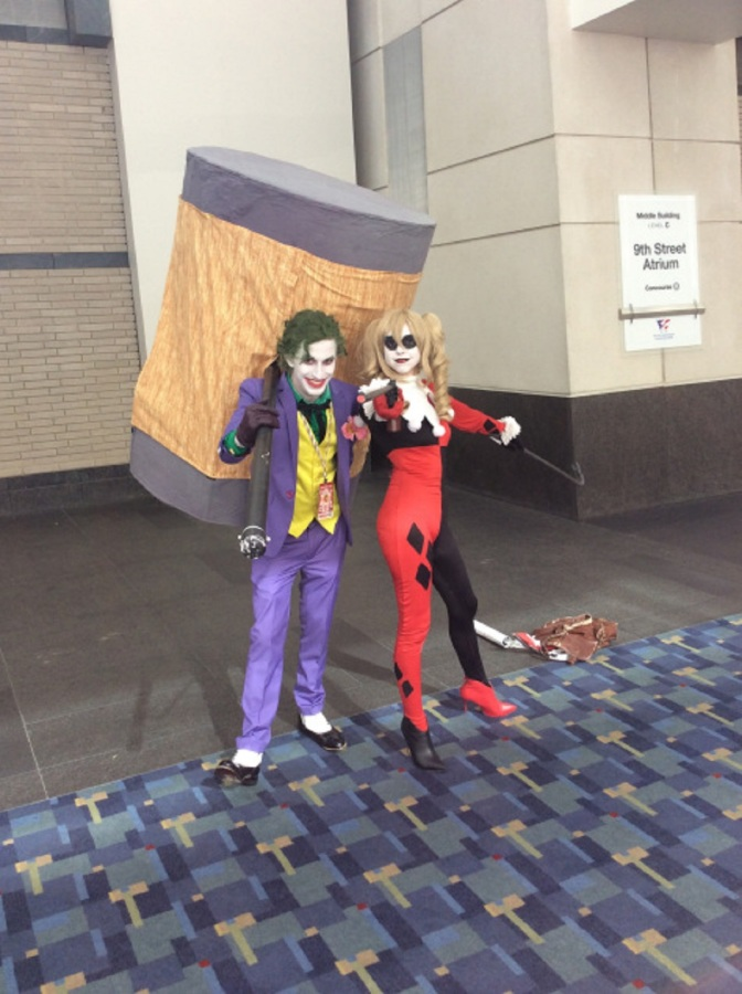 Cosmo's Gallery: Nothing But Comics Visits DC