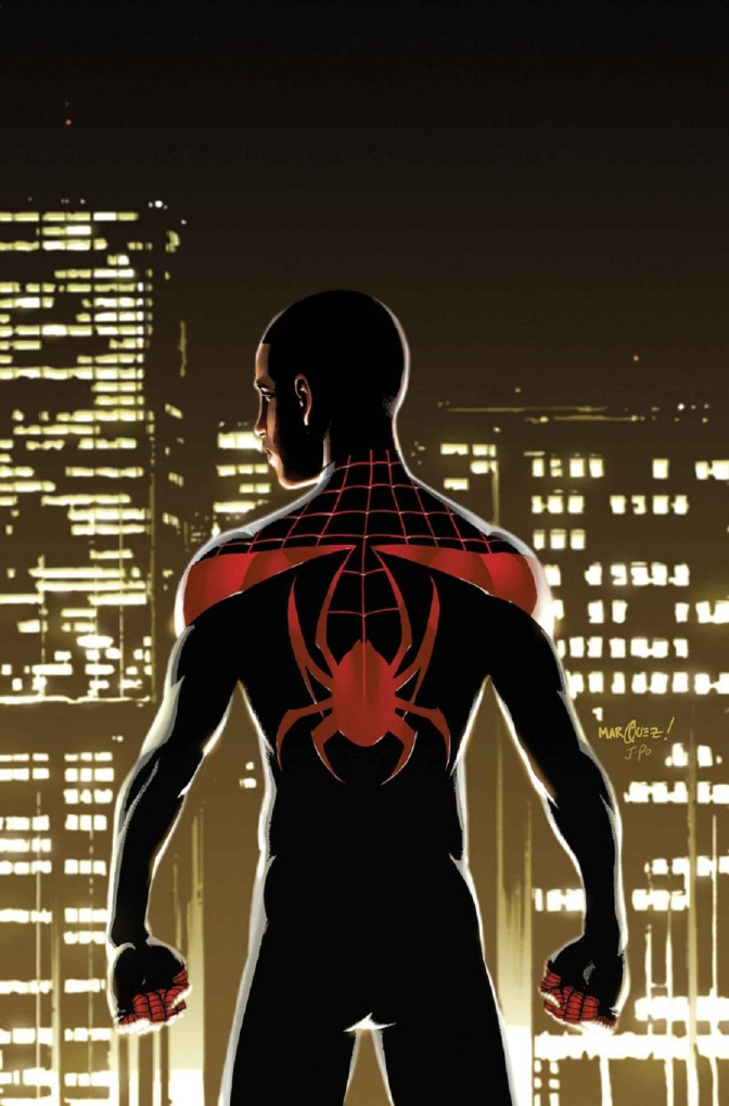 The Spider-Men's Possible Futures