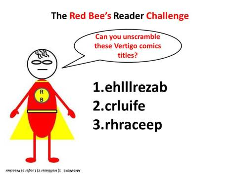 Red Bee Puzzle