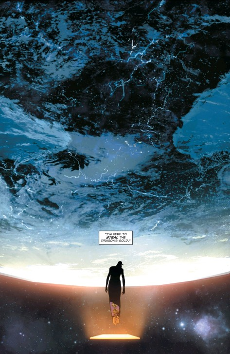 From Midnighter #1 by Aco