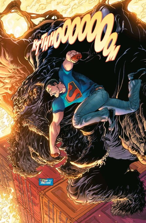 From Action Comics #41 by Aaron Kuder