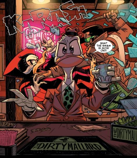 From Secret Wars Battleworld #2 by JJ Kirby