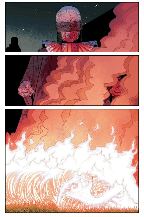 From The Wicked + The Divine #11 by Jamie McKelvie