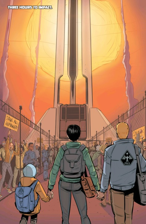 From Broken World #1 by Chris Peterson