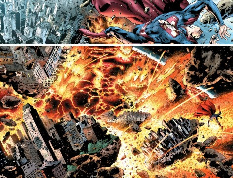 From Justice League Of America #1 by Bryan Hitch