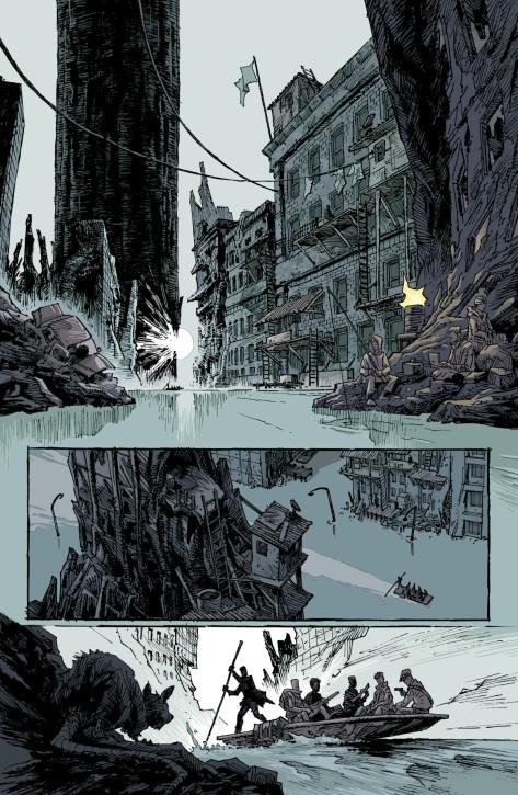 From Trees #10 by Jason Howard