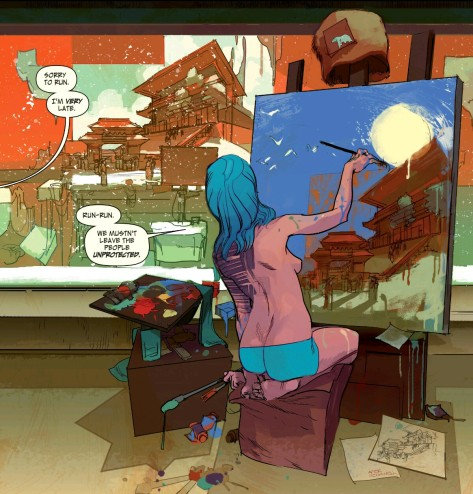 From Low #7 by Greg Tocchini