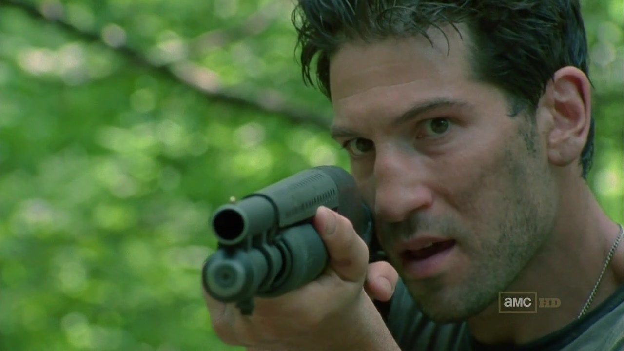 Shane From The Walking Dead Will Be The Punisher In