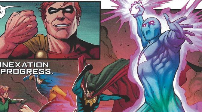 """Who's the Scariest Member of Squadron Sinister?"":  The Red Bee Interviews Marc Guggenheim"
