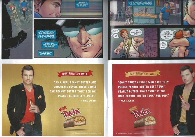 Mars Comments on Twix Ads Controversy