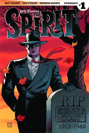 Will Eisner's Spirit 1