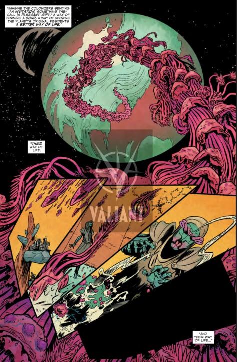 From Dead Drop #3 by Adam Gorham