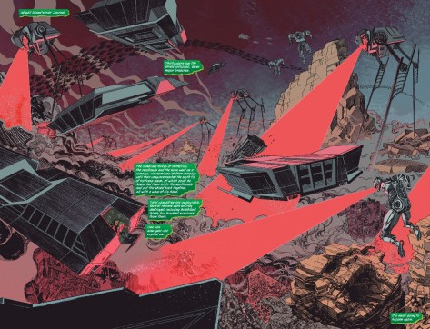 From Siege #1 by Jorge Coelho