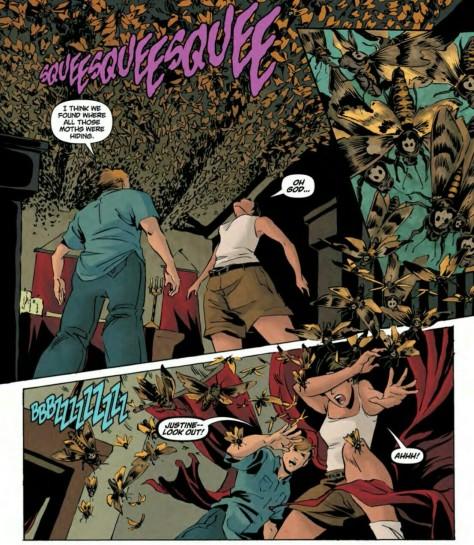 From Death Head #1 by Joanna Estep
