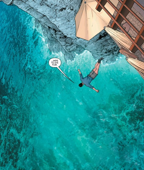 From Grayson #10 by Mikel Janin