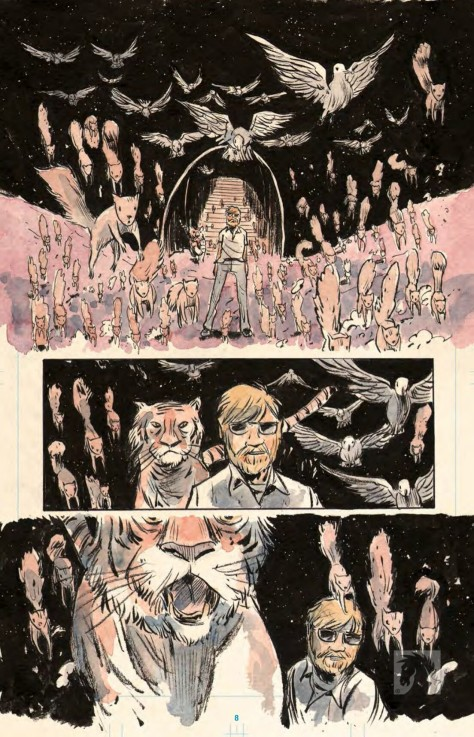 From Mind MGMT #35 by Matt Kindt