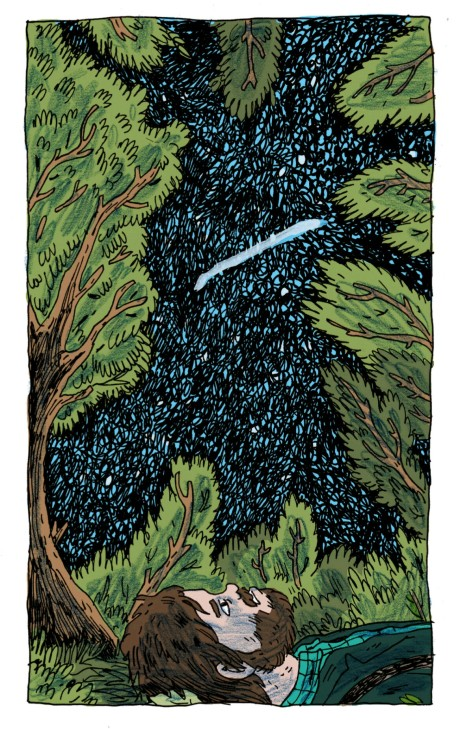 From Fante Bukowski by Noah Van Sciver