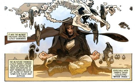 From Star Wars #7 by Roland Boschi