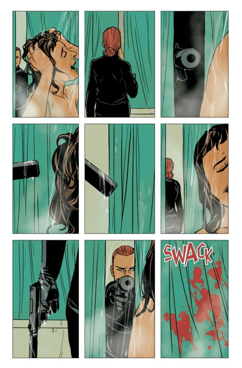 From Black Widow #20 by Phone Noto
