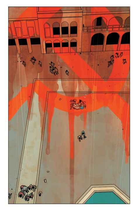 From Black Widow #20 by Phil Noto
