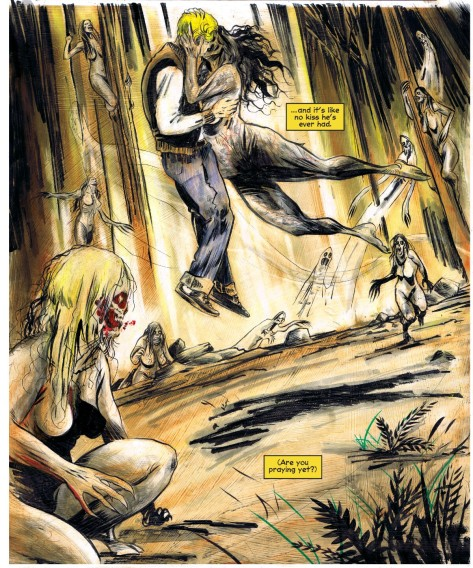 From The Chilling Adventures Of Sabrina #4
