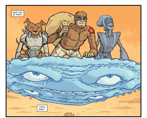 From The Manhattan Project s The Sun Beyond The Stars #2 by Nick Pitarra