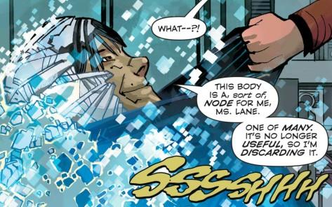 From Superman #42 by John Romita Jr
