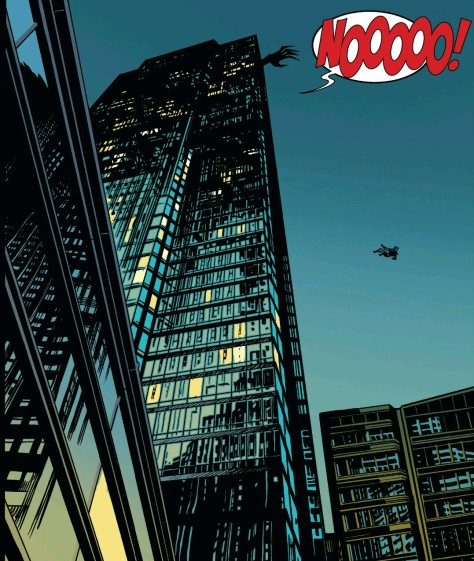 From Daredevil #17 by Chris Samnee