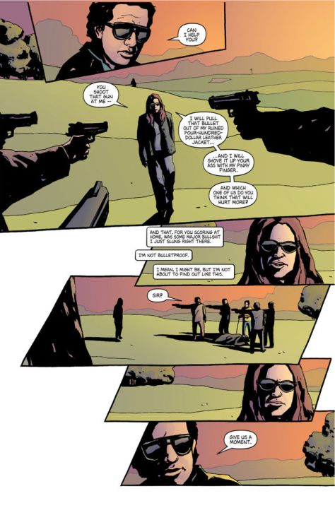Alias 5 Page