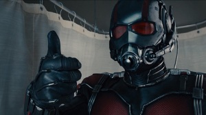 Ant-Man film thumps up(RESIZE)