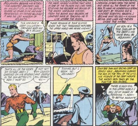 Aquaman Origin 2