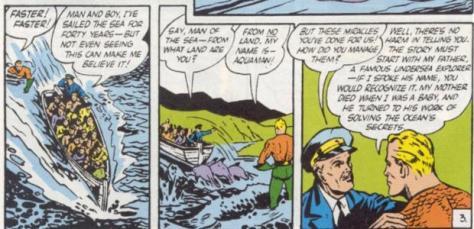 Aquaman Origin