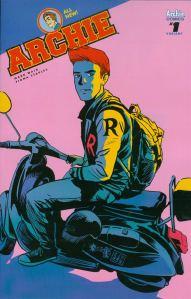 Archie 1 Francesco Francavilla