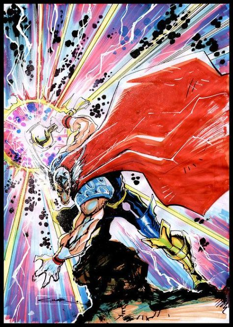 Beta Ray Bill Yildiray Cinar