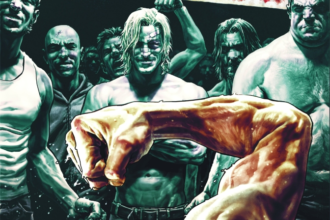 This Week's Finest: Fight Club 2 #3