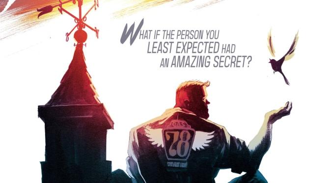 Preview of Mark Millar/Rafael Albuquerque Comic Huck