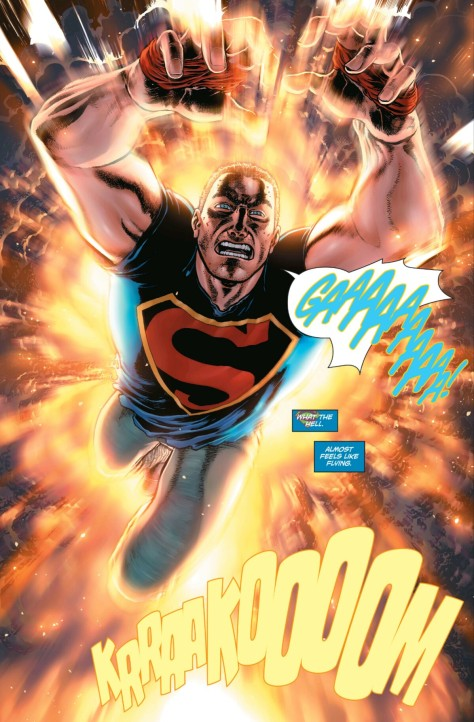 From Action Comics #42 by Aaron Kuder
