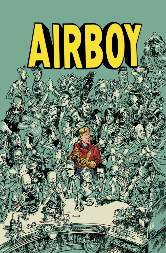 On Airboy #2, Transphobia & Power Structures