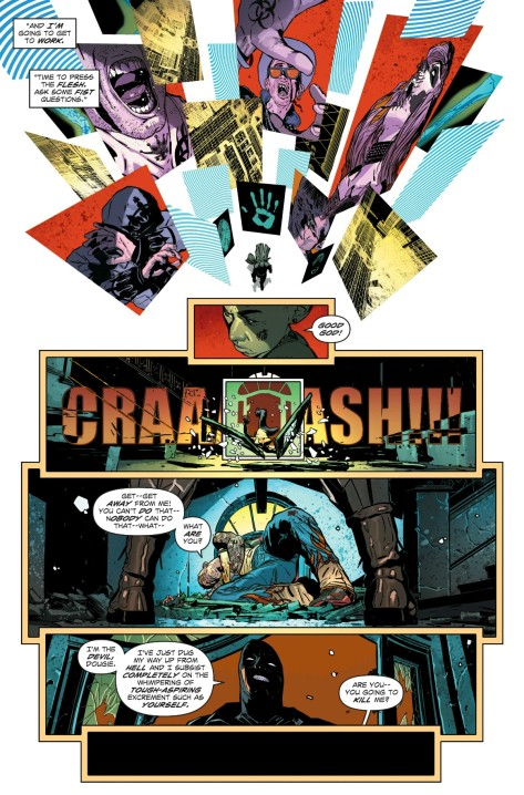 From Midnighter #3 by Aco