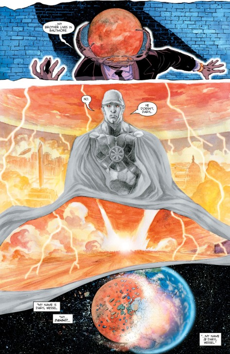 From Martian Manhunter #3 by Eddy Barrows &