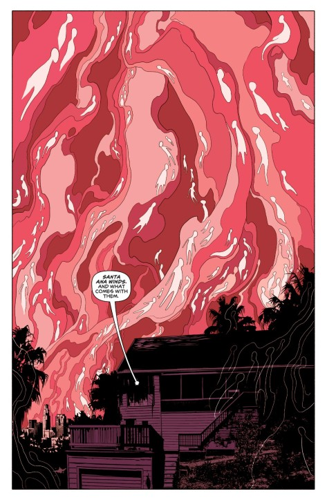 From Wolf #2 by Matt Taylor & Lee Loughridge