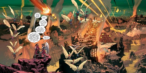 From Birthright #10 by Andrei Bressan & Andriano Lucas