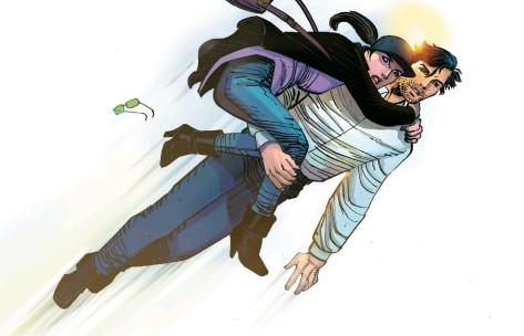 From Superman #43 by John Romita Jr & Dean White
